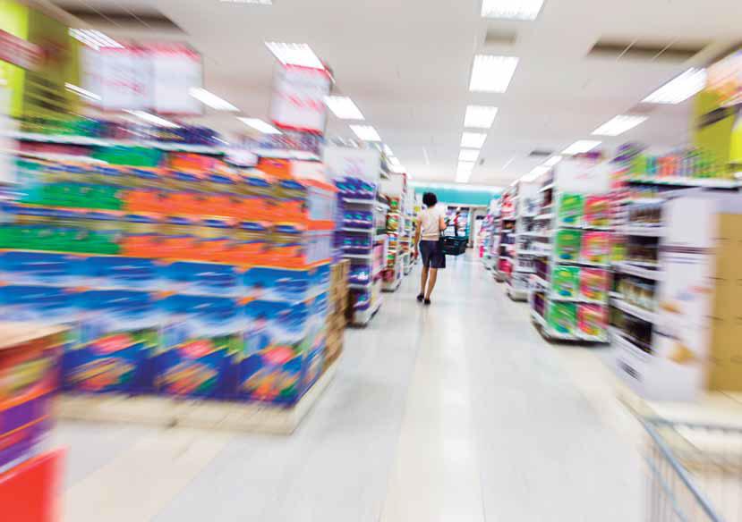 Рішення Panasonic для магазинів