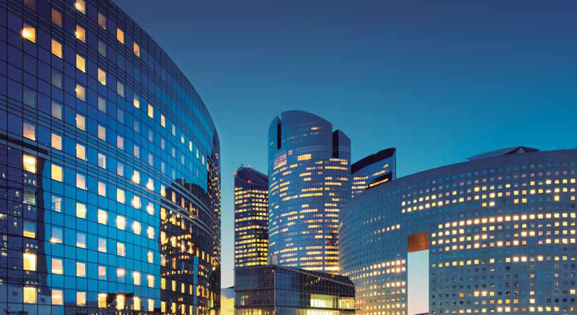 Краще технічне рішення енергозабезпечення для роздрібних магазинів, готелів і офісів від Panasonic