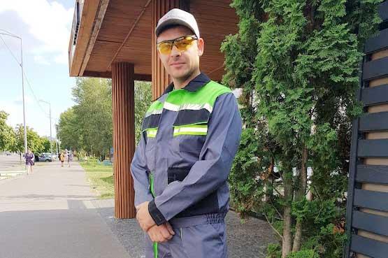 Охорона праці в компанії Термал на першому місці